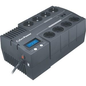 ИБП CyberPower BR1000ELCD 1000VA/600W USB/RJ11/45 (4+4 EURO)