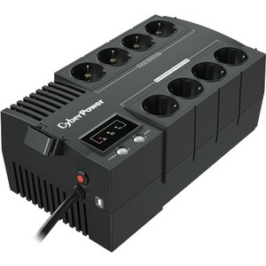 ИБП CyberPower BS850E 850VA/480W USB (4+4 EURO)