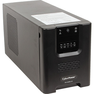 ИБП CyberPower PR1500ELCD 1500VA/1350W USB/RS-232/EPO/SNMPslot/RJ11/45 (8 IEC) леска salmo team tournament nylon 150 014 ts4913 014