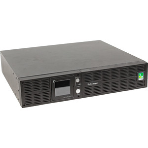 ИБП CyberPower PR1500ELCDRT2U 1500VA/1350W USB/RS-232/Dry/EPO/SNMPslot/RJ11/45 (8 IEC) ибп cyberpower value1500eilcd 1500va 900w 6 iec