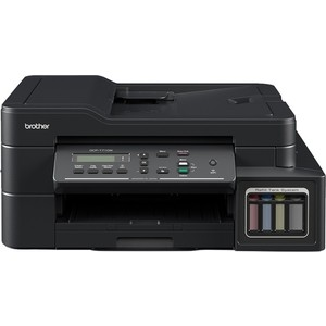 МФУ Brother DCP-T710W Ink Benefit Plus картридж brother btd60bk для brother dcp t310 t510w t710w черный 6500стр