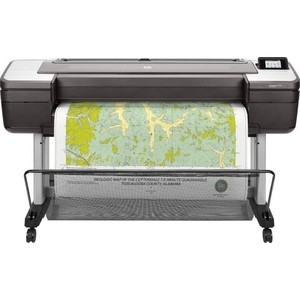 Плоттер HP Designjet T1700 44 (W6B55A) q1251 60029 q1251 60096 designjet 5500 boot rom without ps printer plotter parts free shipping