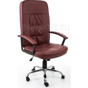 Компьютерное кресло Woodville Bravo бордо компьютерное кресло woodville arano фиолетовое