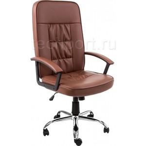 Компьютерное кресло Woodville Bravo коричневое bowen m way ahead 4 pupils book cd rom pack