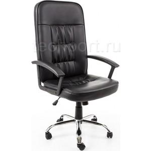 Компьютерное кресло Woodville Bravo черное компьютерное кресло woodville kadis темно красное черное