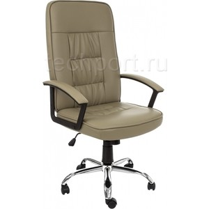 Компьютерное кресло Woodville Bravo экрю футболка трикотажная карита экрю