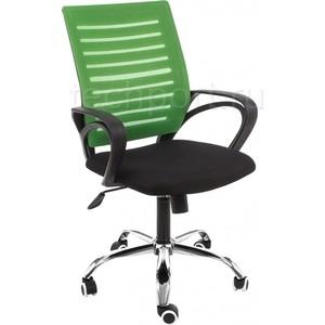 Компьютерное кресло Woodville Focus зеленое/черное цена