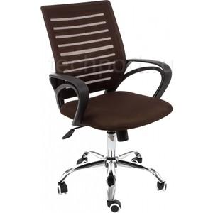 все цены на Компьютерное кресло Woodville Focus коричневое