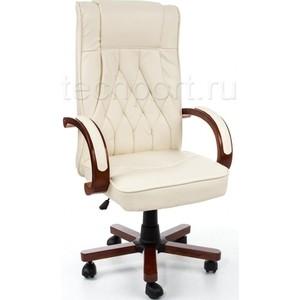 Компьютерное кресло Woodville Grandi кремовое