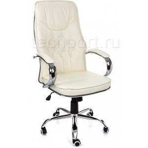 Компьютерное кресло Woodville Twinter бежевое