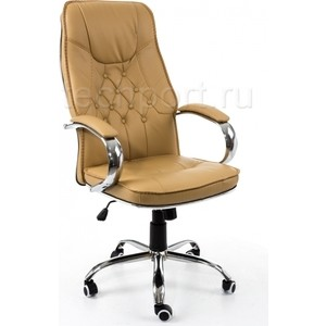 Компьютерное кресло Woodville Twinter желто-коричневое компьютерное кресло woodville kadis коричневое бежевое