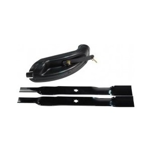 Комплект мульчирования CraftsMan для деки 46 '' 2 ножа (33060)