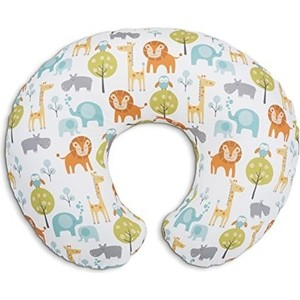 Подушка для кормления Chicco BOPPY PEACEFUL JUNGLE jungle print cover notebook