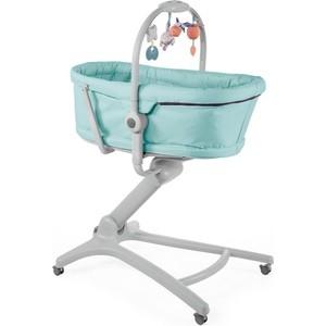 Кроватка-стульчик Chicco Baby Hug 4-в-1 Aquarelle