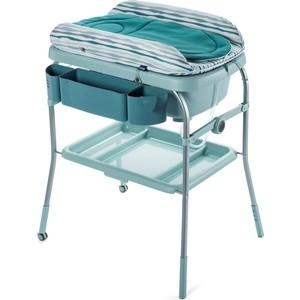 Пеленальный столик Chicco с ванночкой Cuddle & Bubble Comfort Wild chicco eletta comfort silver