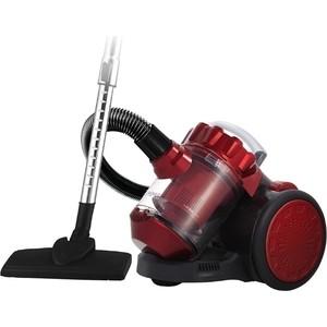 Пылесос Lumme LU-3206 черный/красный