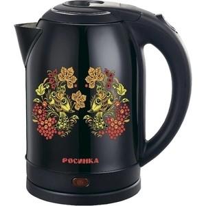 Чайник электрический Росинка РОС-1007 хохлома