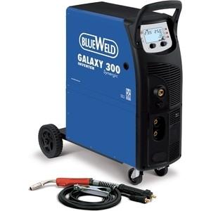 Инверторный сварочный полуавтомат BlueWeld Galaxy 300 Synergic