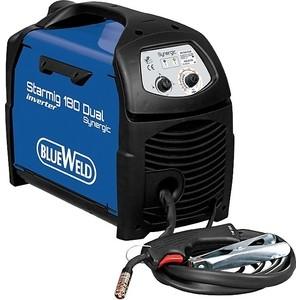 Инверторный сварочный полуавтомат BlueWeld Starmig 180 Dual Synergic Euro цена