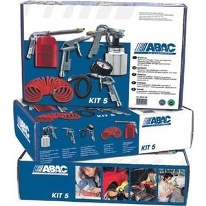 Набор пневмоинструмента ABAC 5 предметов (8222424)