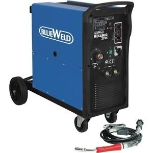 Инверторный сварочный полуавтомат BlueWeld Megamig 270S инверторный полуавтомат blue weld galaxy 220 816461