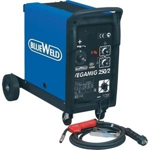 Сварочный аппарат BlueWeld Vegamig 250/2 Turbo сварочный аппарат интерскол иса 250 10 6