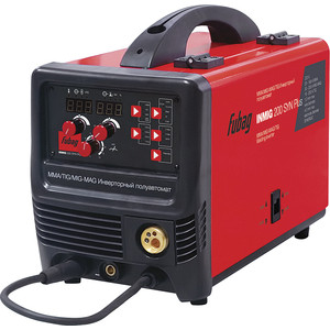 Инверторный сварочный полуавтомат Fubag INMIG 200 SYN PLUS (38644) 3 in 1 out hdmi audio extractor splitter 4k arc hdmi switch box selector with optical spdif