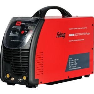 Инверторный сварочный полуавтомат Fubag INMIG 500T DW SYN Pulse new original dw as 621 04 dw as 622 04 warranty for two year