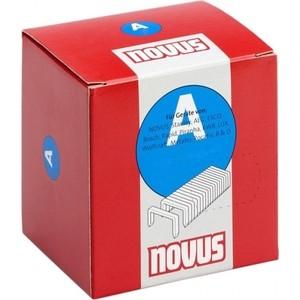 Скобы для степлера Novus 53/8S 5000шт (042-0517) скобы для мощного степлера 23 8 до 50 листов 1000 штук ss23 8