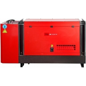 Генератор дизельный Fubag DS 18 DAC ES дизельный генератор тсс ад 20с т400 1рм10 6419