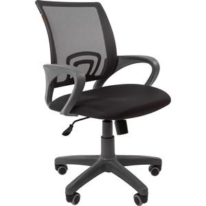 Офисноекресло Chairman 696 серый пластик TW-12/TW-04 серый zuk серый 3g64g