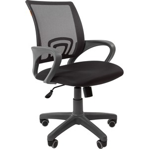 Офисноекресло Chairman 696 серый пластик TW-12/TW-04 серый supra mw g2119 tw