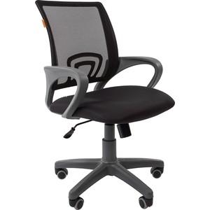 Офисноекресло Chairman 696 серый пластик TW-12/TW-01 черный tw l08 yellow night light