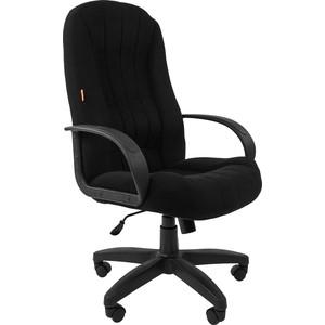 Офисноекресло Chairman 685 SL 2312 черный chairman кресло компьютерное chairman 685 синий черный