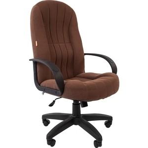 Офисноекресло Chairman 685 SL 2307 коричневый chairman кресло компьютерное chairman 685 синий черный