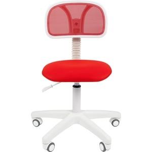Офисноекресло Chairman 250 белый пластик TW-19/TW-69 красный офисноекресло chairman 698 серый пластик tw красный