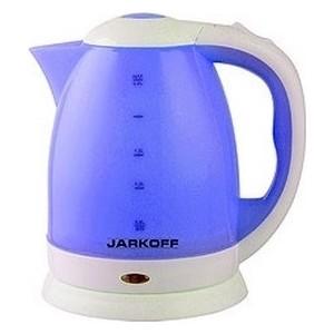 Чайник электрический Jarkoff JK-2021 синий чайник электрический jarkoff jk 202p