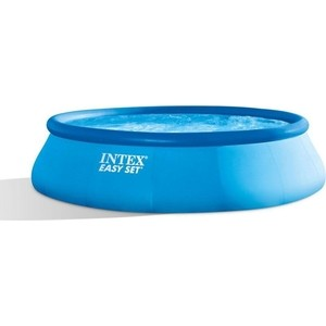Чаша Intex 10222 для бассейна серии Easy SetPool 457x107 см 12430 л тент intex для надувного бассейна easy set 396см 28026