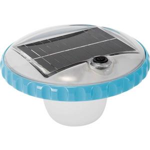 Светодиодная подсветка Intex Плавающая на солнечной батарее 28695 лодка intex challenger k1 68305