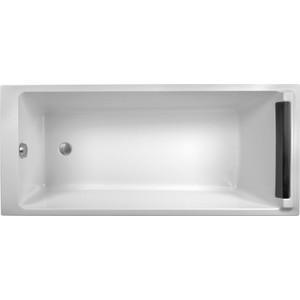 Акриловая ванна Jacob Delafon Spacio прямоугольная 170x75, на каркасе (E6D010RU-00, E6D051RU-NF) акриловая ванна jacob delafon bain douche угловая 145x145 r правая на каркасе e6221ru 00 sf221ru nf