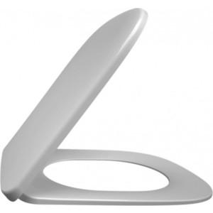 Сиденье для унитаза Jacob Delafon Vox тонкое, с микролифтом (E20142-00) сиденье haro зунд с микролифтом