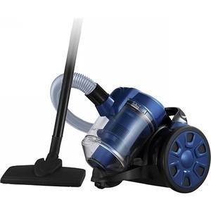 Пылесос Home Element HE-VC1801 черный/синий
