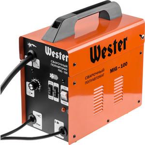 Инверторный сварочный полуавтомат Wester MIG-100