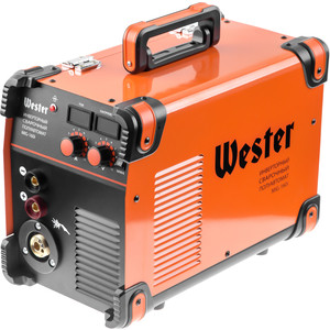Инверторный сварочный полуавтомат Wester MIG-160i
