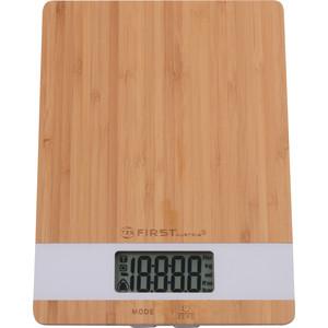 Кухонные весы FIRST FA-6410 бамбук