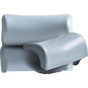 Подголовник для ванны 1Marka Lia на присосках, синий (4604613001797)