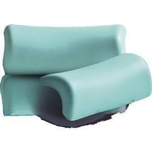 Подголовник для ванны 1Marka Lia на присосках, зеленый (4604613001803)