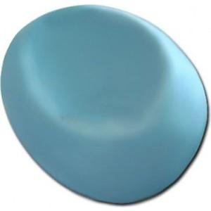 Подголовник для ванны 1Marka Viva Maxi на присосках, синий (4604613002787)
