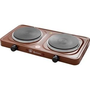 Настольная плита ВАСИЛИСА ПЭ8-2000 коричневый