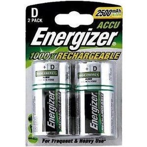 Аккумулятор ENERGIZER Power Plus HR20 тип D 2500mAh 2шт аккумулятор berti x power plus 3000mah orange